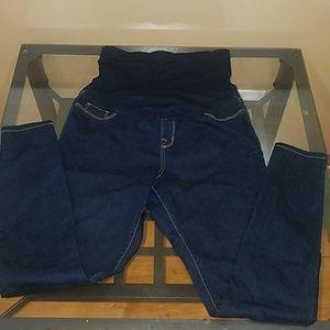 Maternity Skinny jegging jeans
